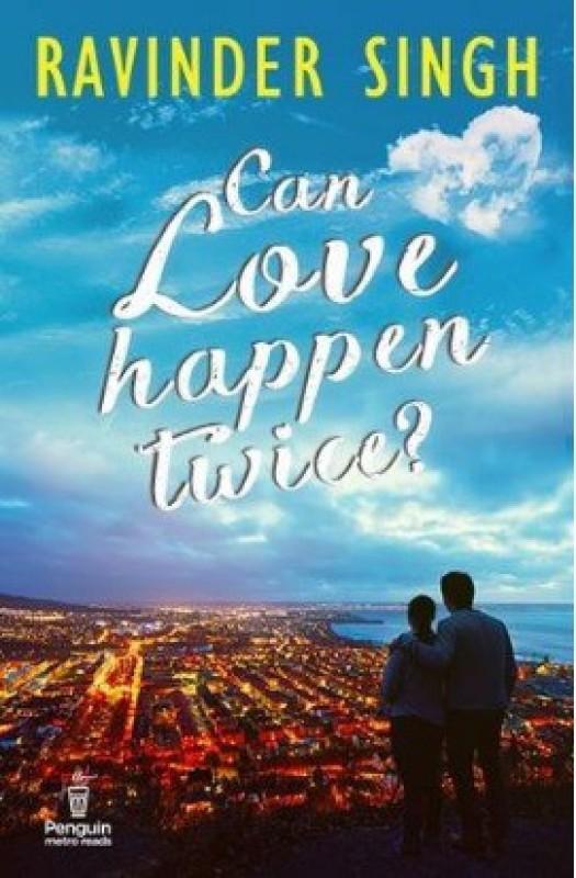 Can Love Happen Twice(English, Paperback, Ravinder Singh)