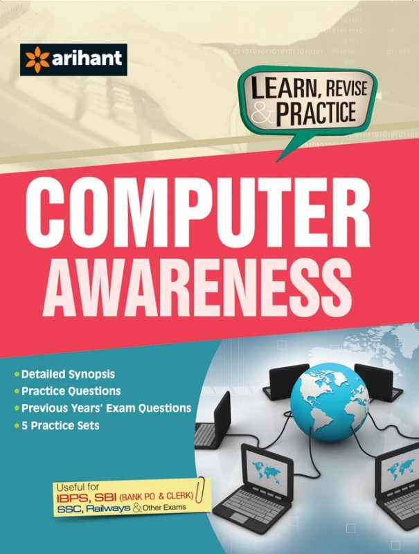 Computer Awareness(English, Paperback, Arihant Experts)