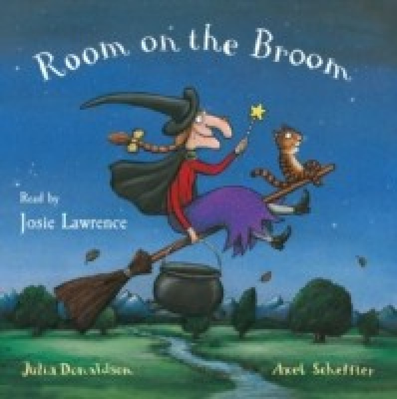 Room on the Broom(English, Novelty Book, Julia Donaldson)