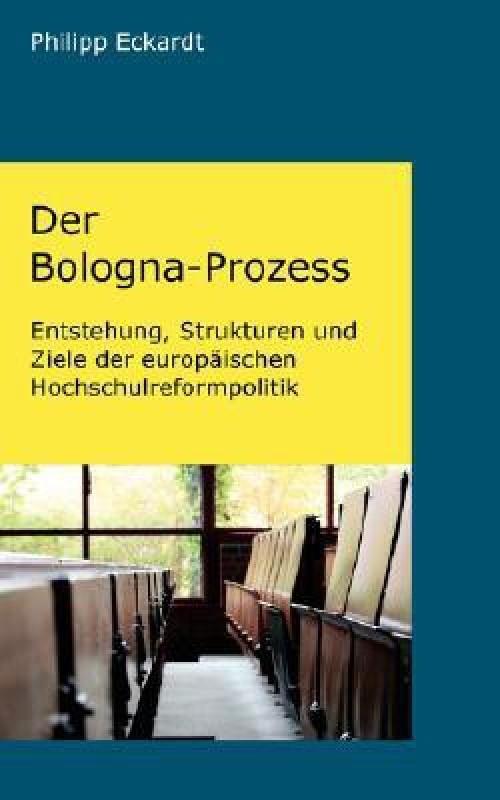 Der Bologna-Prozess(German, Paperback, Eckardt Philipp)