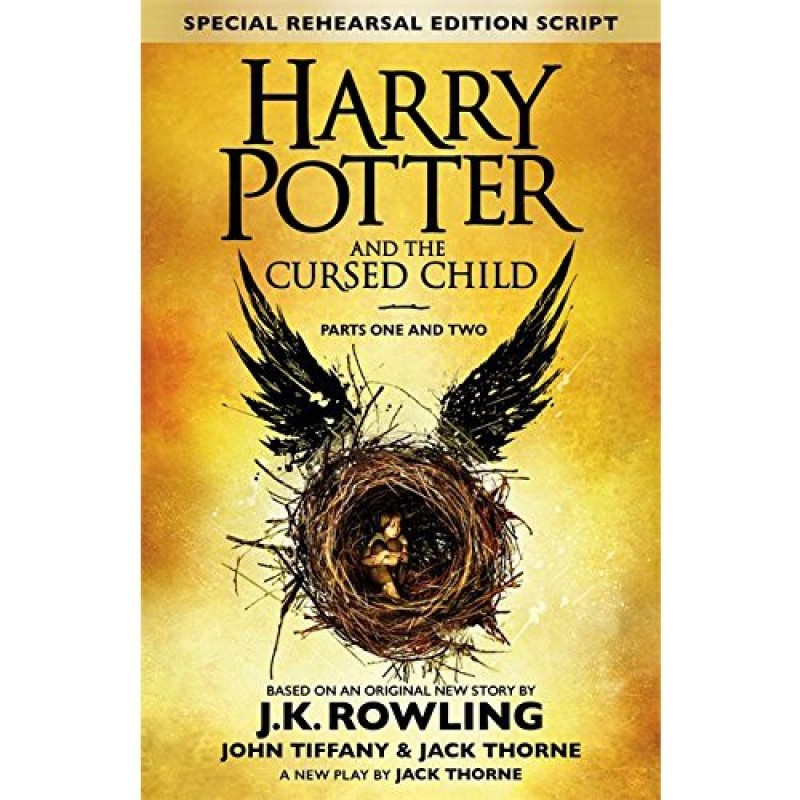 Harry Potter and the Cursed Child - Parts I and II(English, Hardcover, J. K. Rowling)