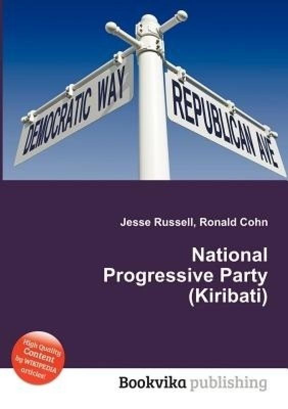 National Progressive Party (Kiribati)(English, Paperback, unknown)