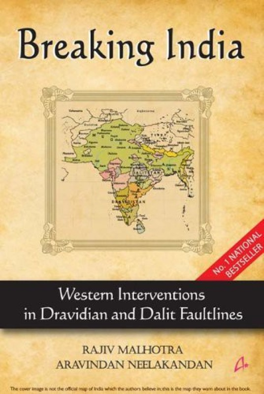 Breaking India : Western Interventions In Dravidian And Dalit Faultlines(English,...