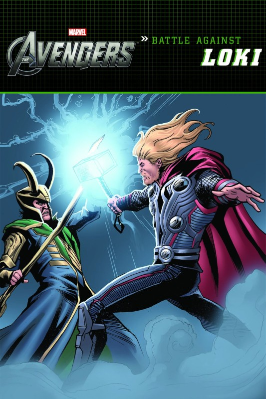 The Avengers - Battle Against Loki(English, Paperback, Tomas Palacios)