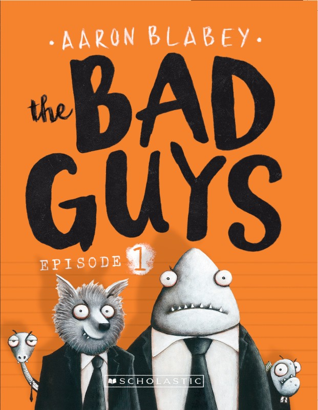 The Bad Guys(English, Paperback, Aaron Blabey)