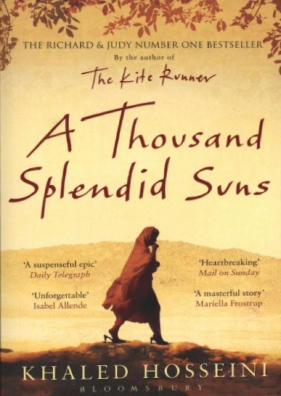 A Thousand Splendid Suns(English, Paperback, Khaled Hosseini)