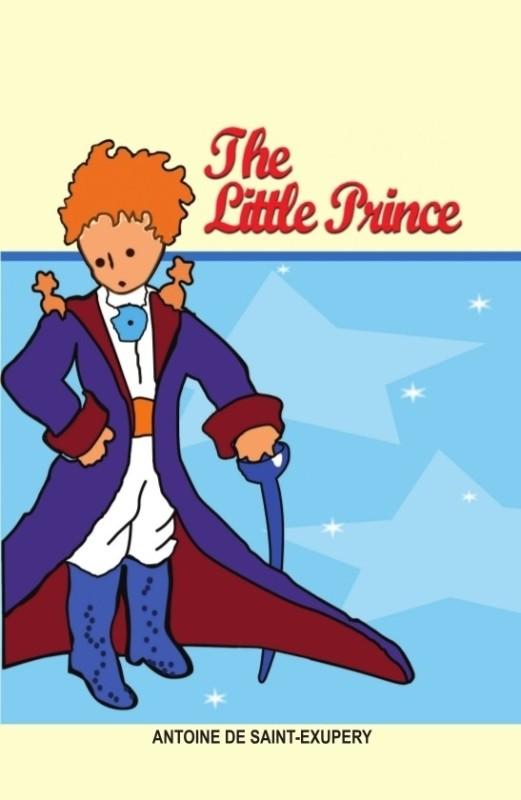 The Little Prince.(English, Paperback, Antoine De Saint-Exupery)
