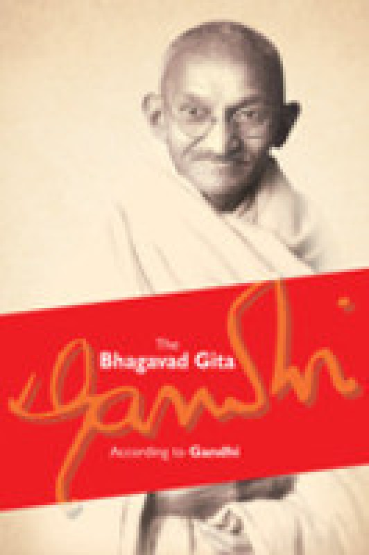 Bhagavad Gita : According to Gandhi PB Anand Paperbacks Edition(English,...