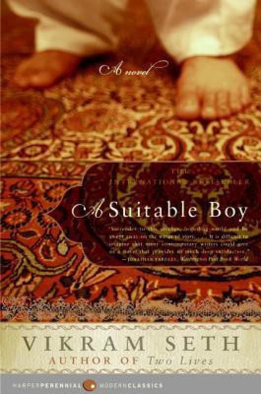 A Suitable Boy(Paperback)