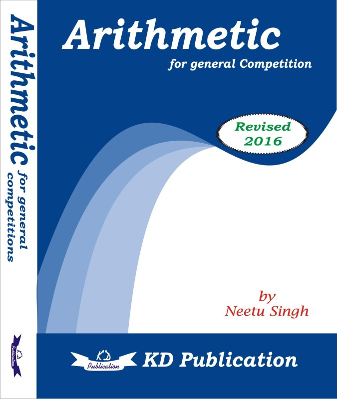 Arithmetic For General Competition(English)(English, Paperback, Neetu singh)