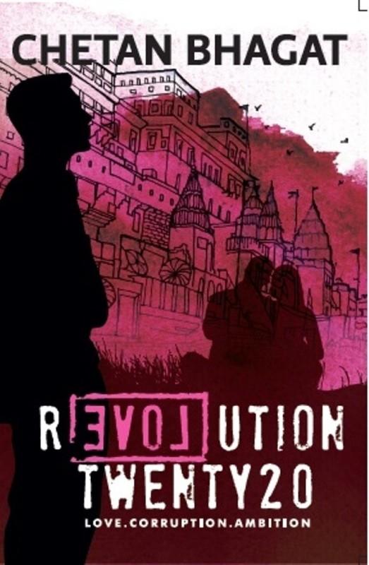 Revolution 2020 : Love . Corruption. Ambition(English, Paperback, Chetan Bhagat)
