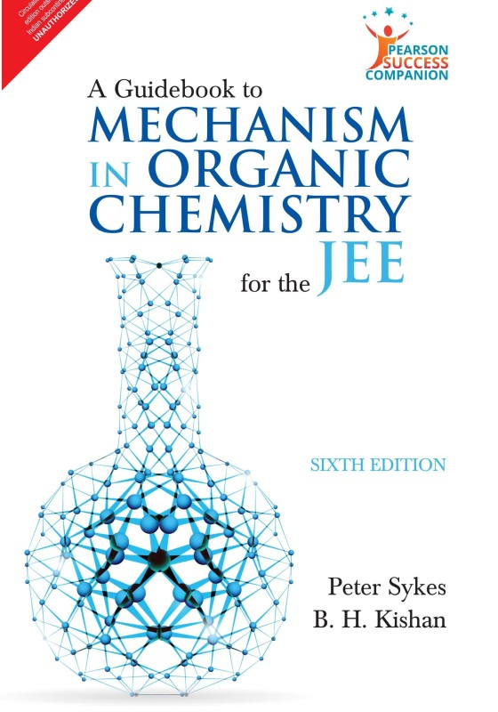 Guidebook to Mechanism in Organic Chemistry for the JEE(English, Paperback,...