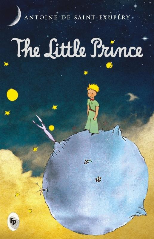 LITTLE PRINCE(English, Paperback, Antoine De Saint-Exupery)