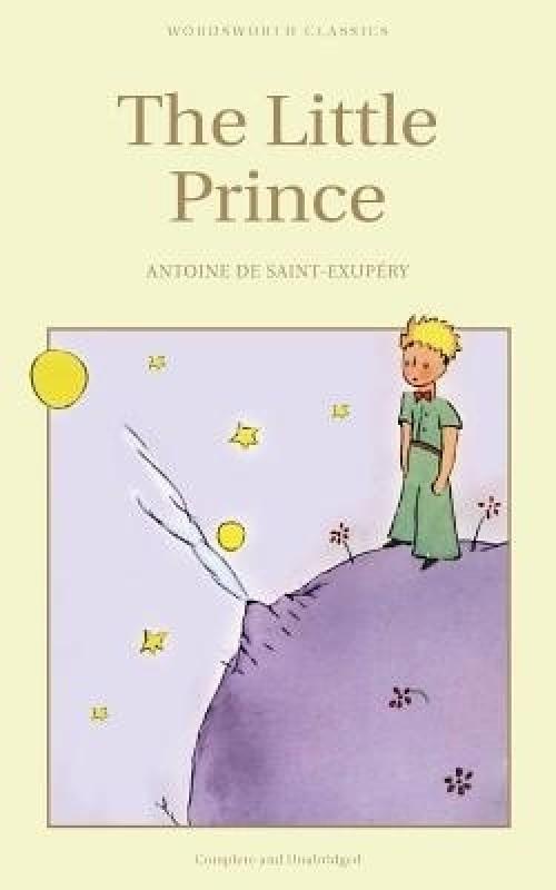 The Little Prince(English, Paperback, Antoine De Saint-Exupery, A. Saint-Exupery)