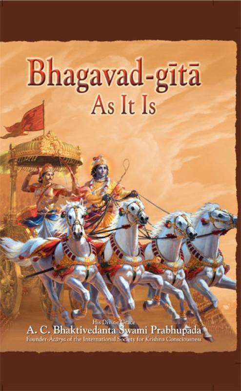 Bhagavad Gita As It Is(English, Hardcover, A. C. Bhaktivedanta Swami...