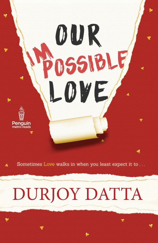PMR: Our Impossible Love(English, Paperback, Durjoy Datta)