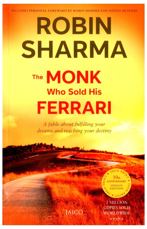 Flipkart - Robin Sharma, Jeffrey Archer & M Literature, Fiction & More