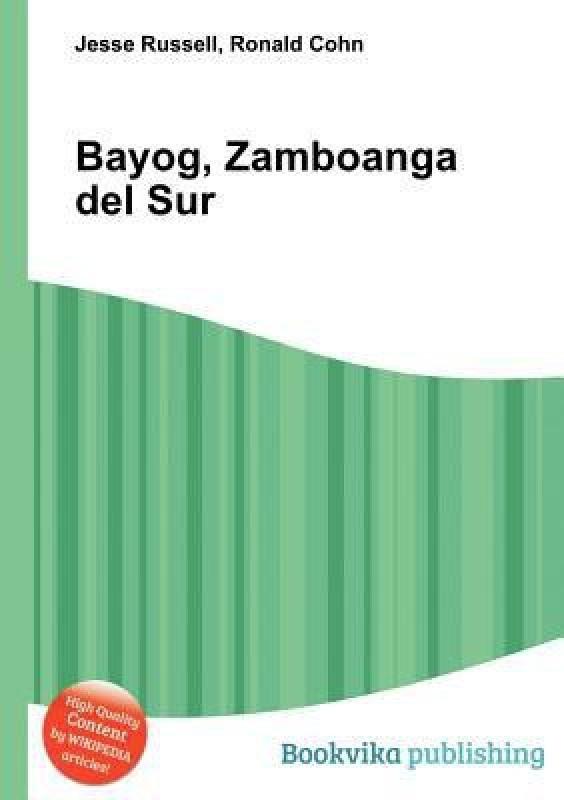 Bayog, Zamboanga del Sur(English, Paperback, unknown)
