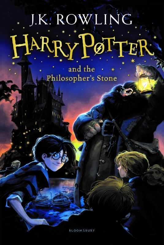 Harry Potter and the Philosopher's Stone(English, Paperback, J. K. Rowling)