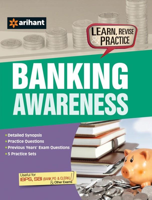 Banking Awareness(English, Paperback, unknown)