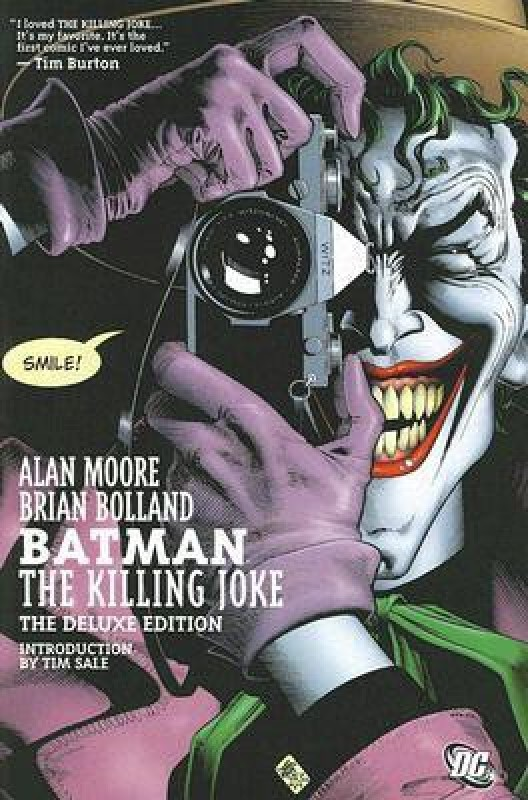 Batman: Killing Joke (DELUXE)(Hardcover)