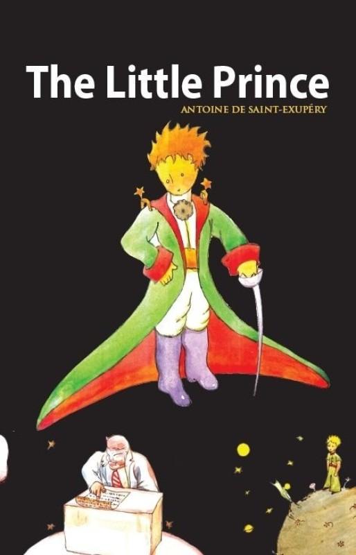 Little Prince(English, Paperback, Saint-Exupery Antoine de)