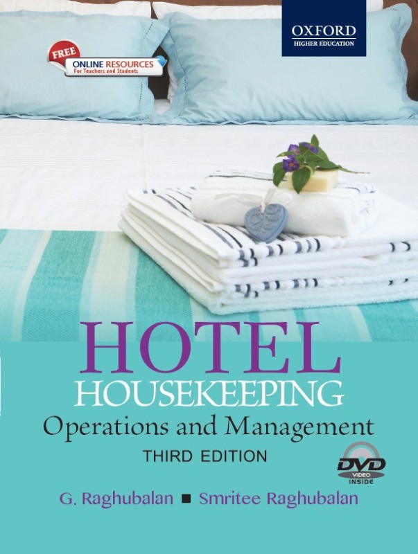 Hotel Housekeeping 3 Edition(English, Paperback, G. Raghubalan and Smritee Raghubalan)
