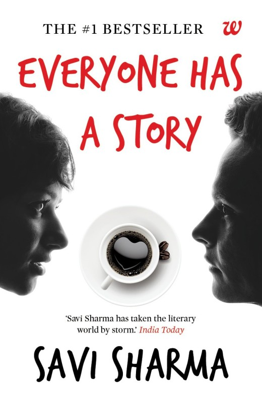 Everyone Has A Story(English, Paperback, Savi Sharma)