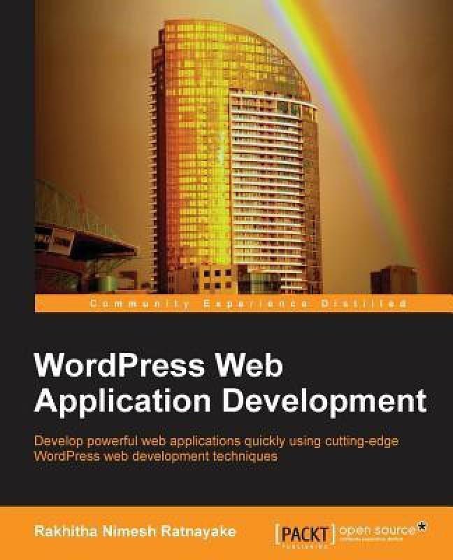Wordpress Web Application Development(English, Paperback, Mudiyan)