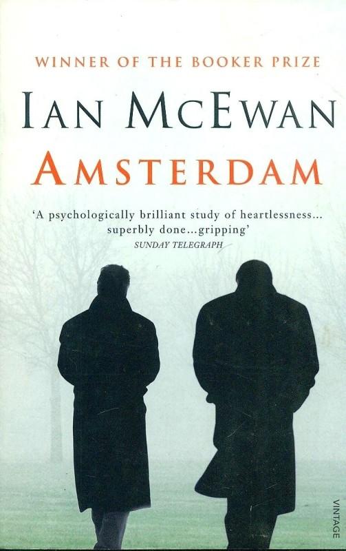 Amsterdam(English, Paperback, McEwan Ian)