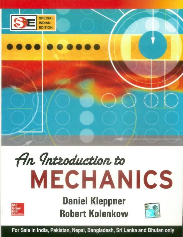 Introduction to mechanics 1st Edition(English, Paperback, Daniel Kleppner and Robert...