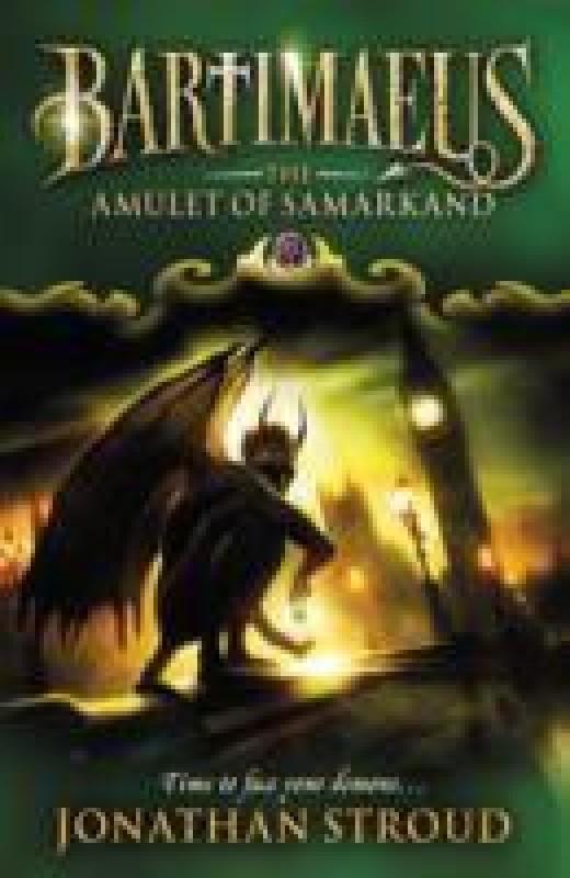 The Amulet Of Samarkand(English, Paperback, Jonathan Stroud)