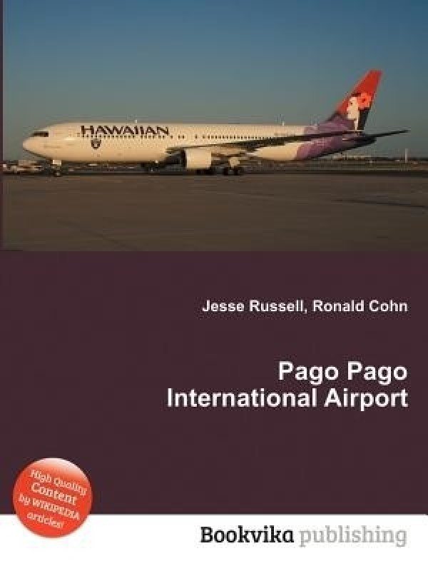 Pago Pago International Airport(English, Paperback, unknown)