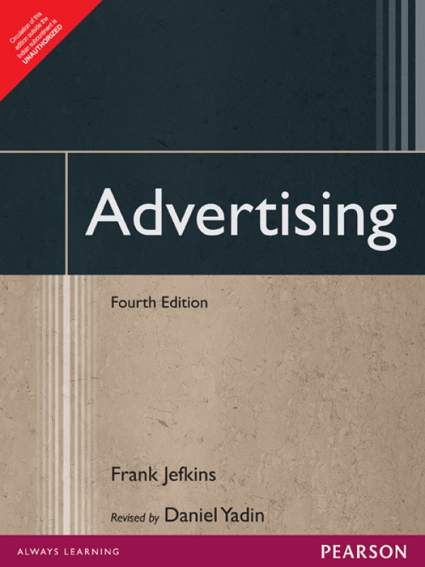 Advertising(English, Paperback, Jefkins Frank)