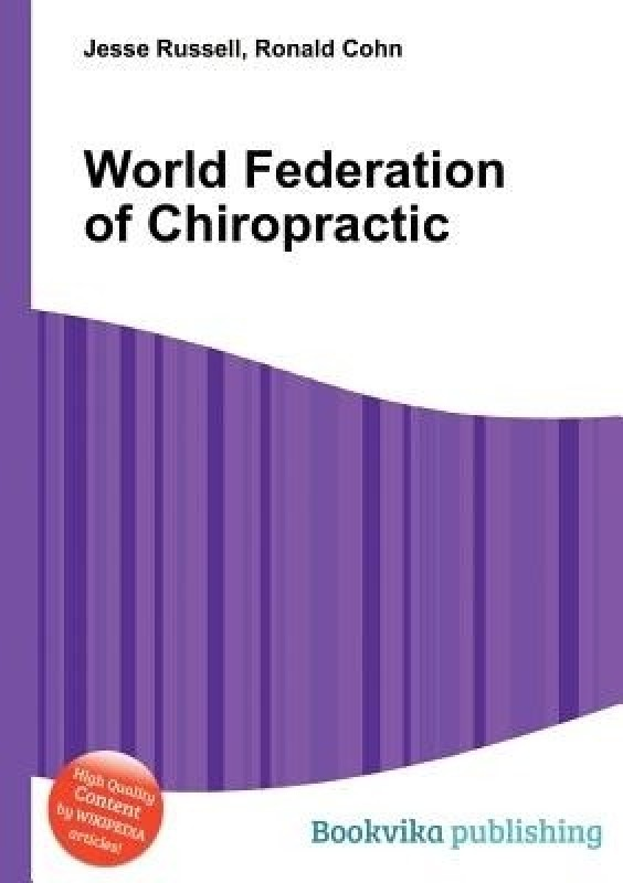 World Federation of Chiropractic(English, Paperback, unknown)