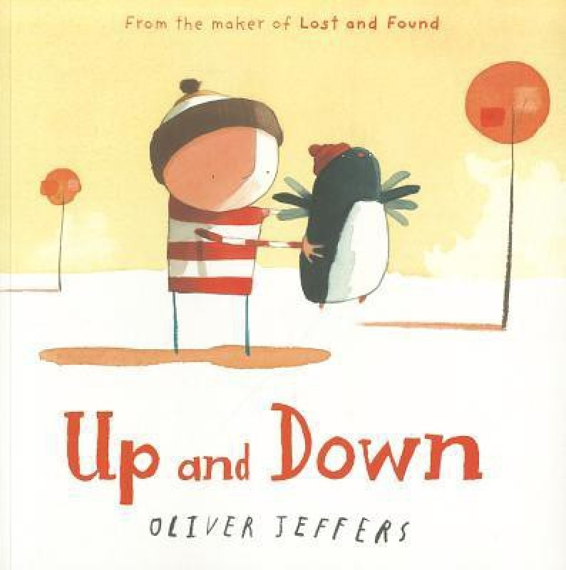 UP AND DOWN(Paperback, Jeffers, Oliver)