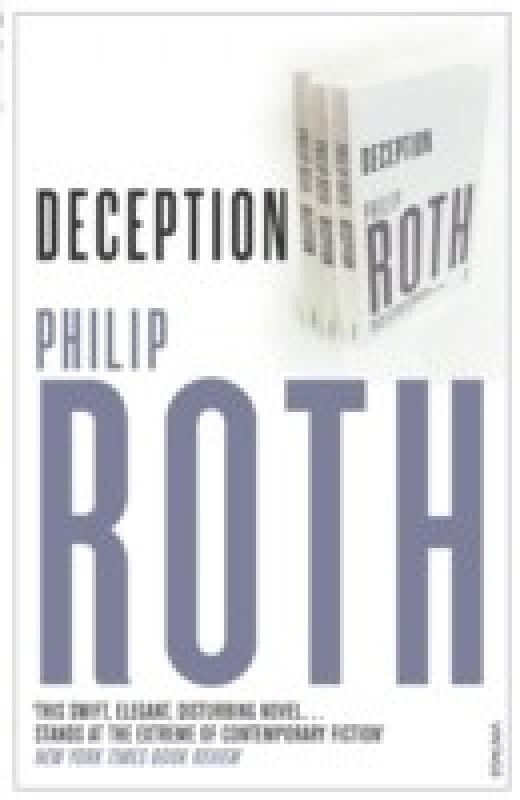 Deception(Paperback, Philip Roth)