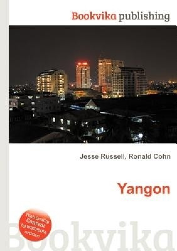 Yangon(English, Paperback, unknown)