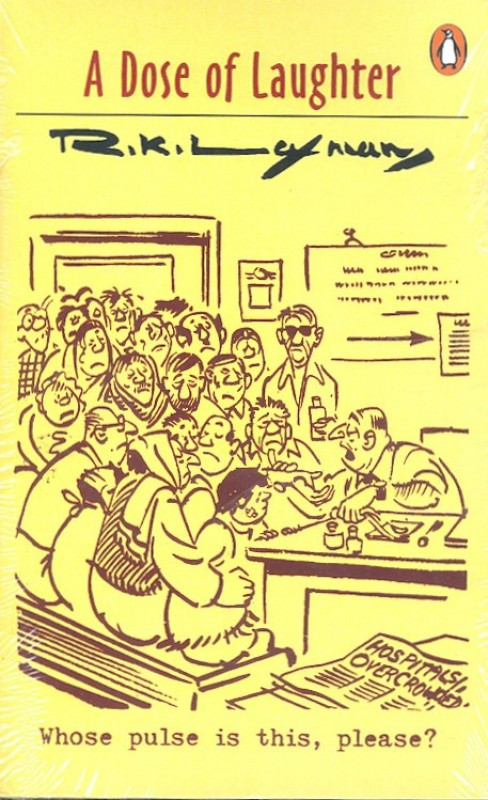 Dose of Laughter(English, Paperback, R. K. Laxman)