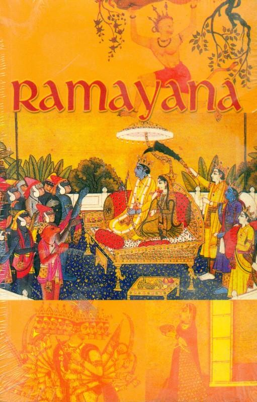 Ramayana: Epic of Ram, Prince of India(English, Paperback, R. C....