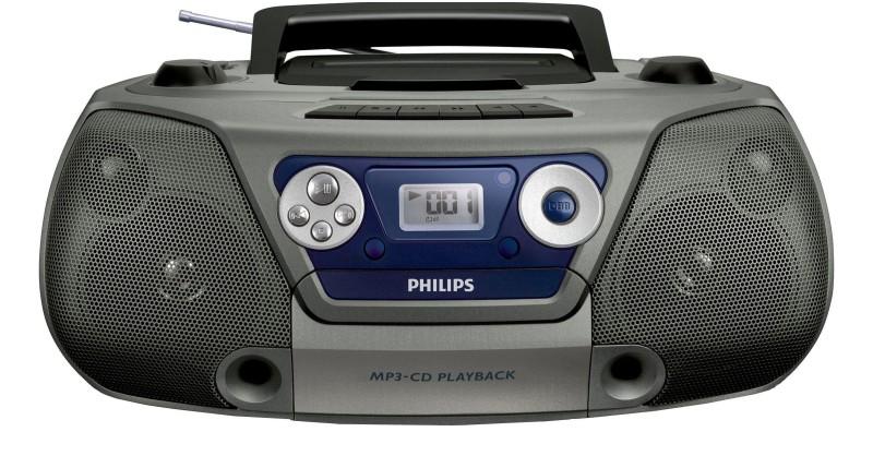 Philips AZ1852/98 Boom Box