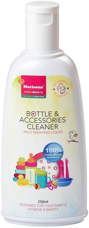 Morisons Baby Dreams Bottle & Accessories Cleaner 250ml(White)