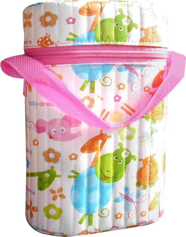 Morisons Baby Dreams Double Bottle Warmer(Pink)