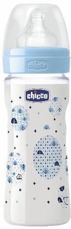 Chicco Wellbeing Single Pack Pp Bottle Medium Flow Nipple(Pack of 1 Nipple)