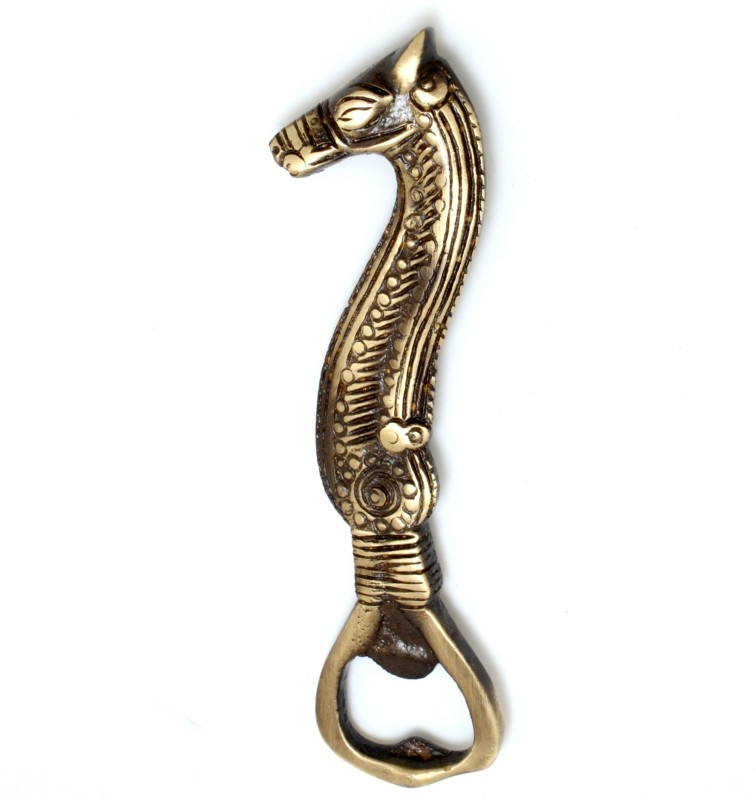 Handecor Designer Seahorse Bottle Opener(Pack of 1)