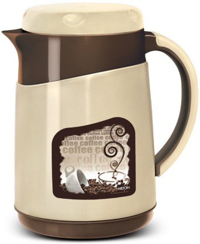 Milton Viva Tuff Jug 500 ml Brown Colour 500 ml Flask(Pack of 1, Brown)