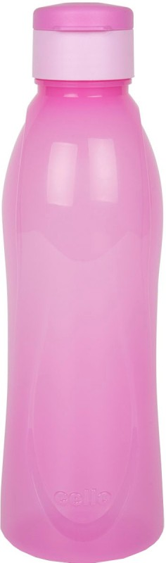 Cello Fresca Flip 1000 ml Bottle(Pack of 1, Pink)