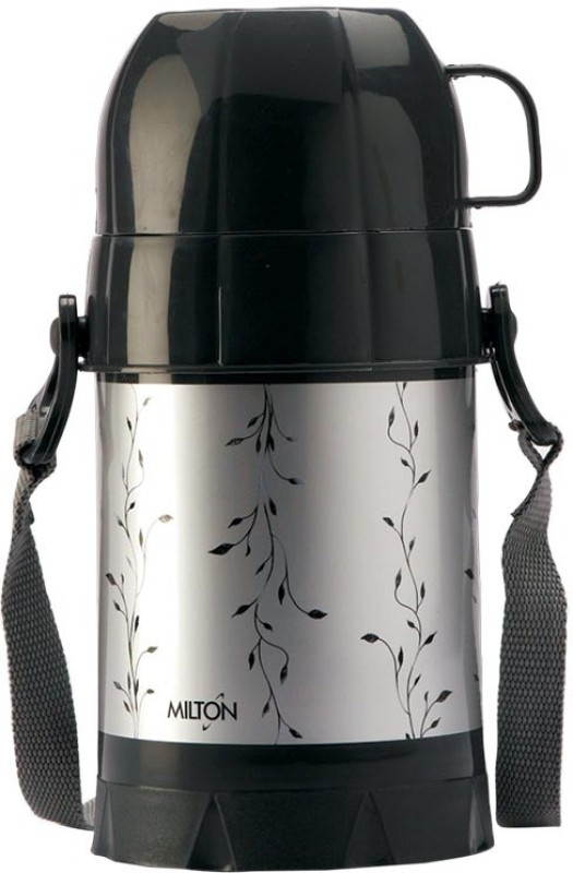 Milton Eiffel 500 ml Flask(Pack of 1, Black)