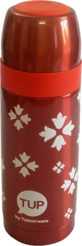 Tupperware Tup 300 ml Flask(Pack of 1, Red)