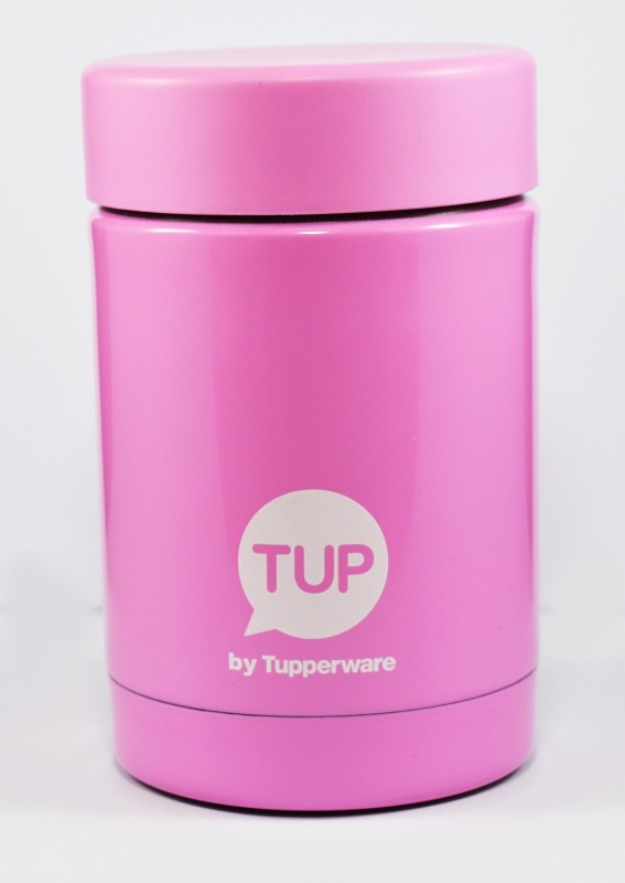 Tupperware thermos 250 ml Flask(Pack of 1, Pink)
